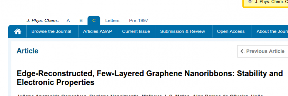 Edge-Reconstructed, Few-Layered Graphene Nanoribbons: Stability and Electronic Properties
